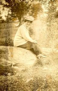 Gelvoniškio David Peretz Adiman dukra Nechameh.